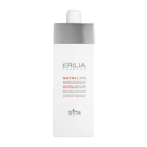 Erilia Nutri care Bagno nutrizione idratazione profonda 750ml - hydrating shampoo