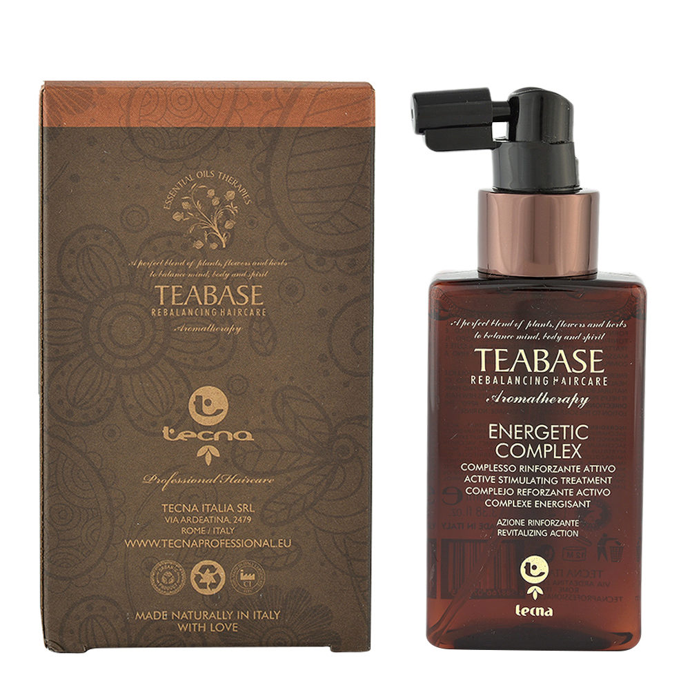 Tecna Teabase aromatherapy Energetic complex 100ml - energetic treatment