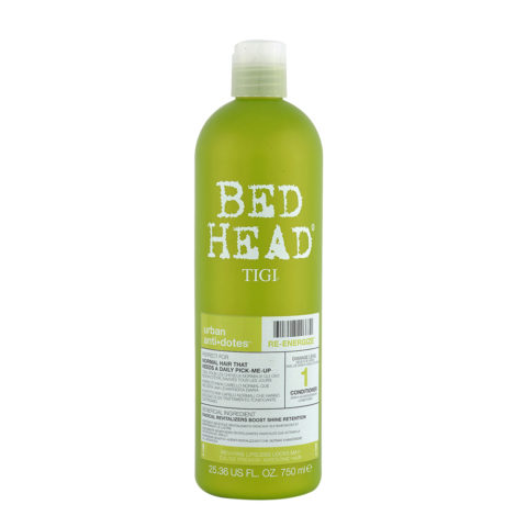 Tigi Urban Antidotes Re-Energize Conditioner 750ml - level 1