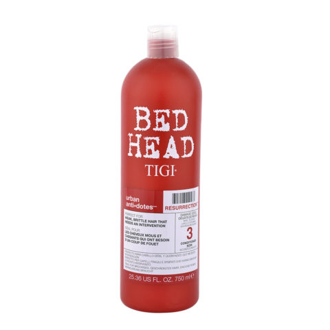 Tigi Urban Antidotes Resurrection Conditioner 750ml - level 3