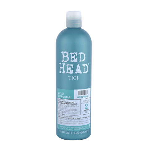 Tigi Urban Antidotes Recovery Shampoo 750ml - level 2