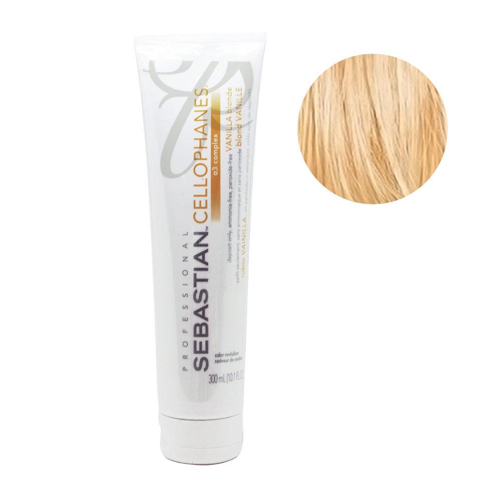 Sebastian Cellophanes Vanilla blond Reflective Mask 300ml