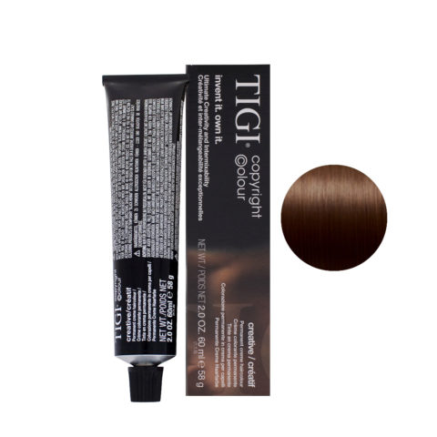4/45 Copper mahogany brown Tigi Creative 60ml
