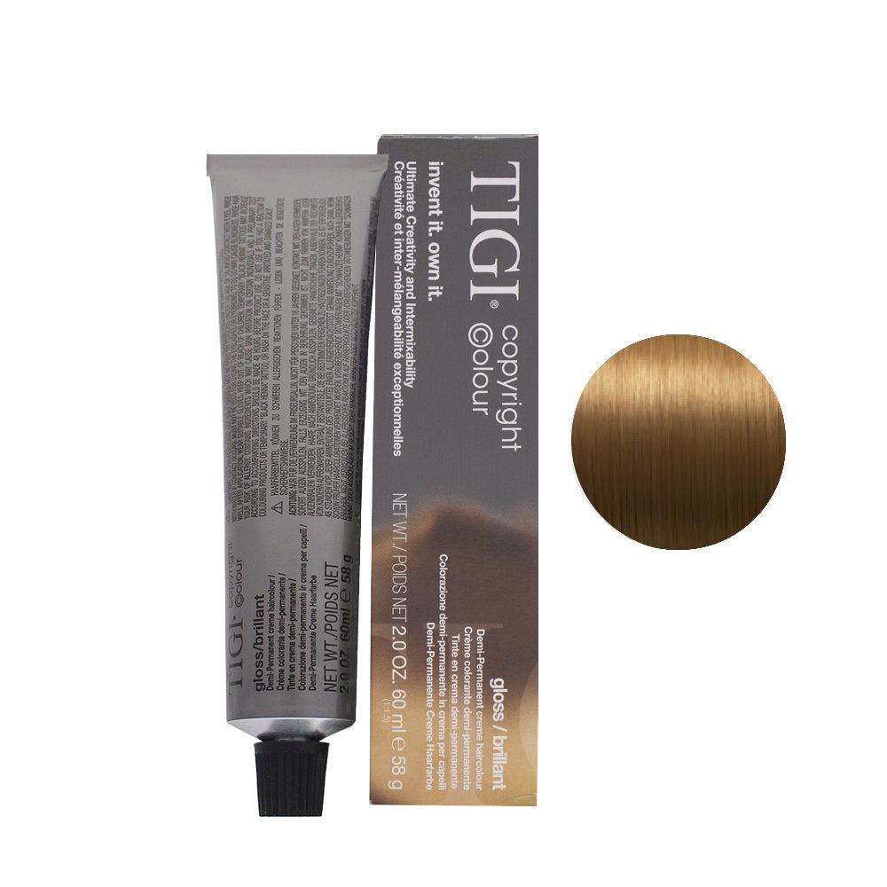 6/3 Dark Golden Blonde Tigi Gloss 60ml