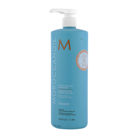 Moroccanoil Extra Volumizing Shampoo For Fine hair 1000ml