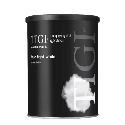 Tigi Decolorante True light White Bleaching Powder 500g - lightener