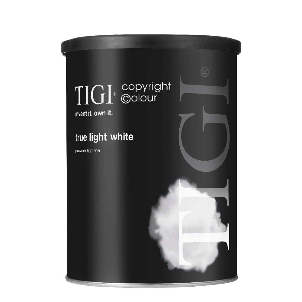 Tigi Decolorante True light White Bleaching Powder 500g - lightener