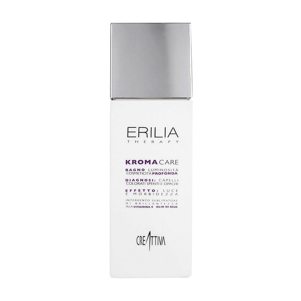 Erilia Kroma Care Bagno Luminosità Cosmeticità Profonda 250ml - lightening shampoo for coloured hair