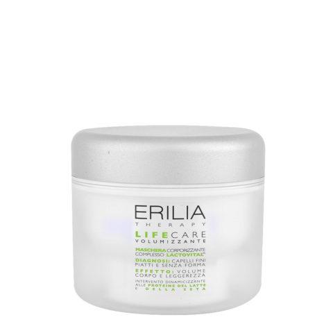 Erilia Life care Maschera Corporizzante Complesso Lactovital 200ml - volumizing mask Lactovital Complex