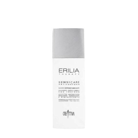 Erilia Sensicare Bagno Peeling Purificante 250ml - antidandruff shampoo