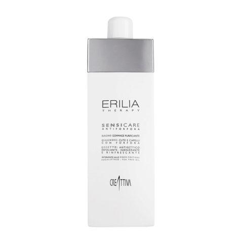 Erilia Sensicare Bagno Peeling Purificante 750ml - antidandruff shampoo