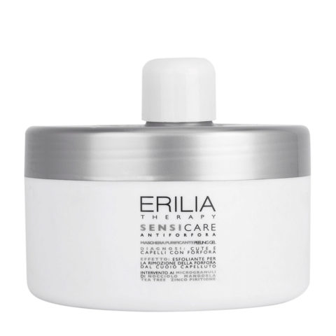Erilia Sensicare Maschera Purificante Peeling Gel 500ml - purifying mask