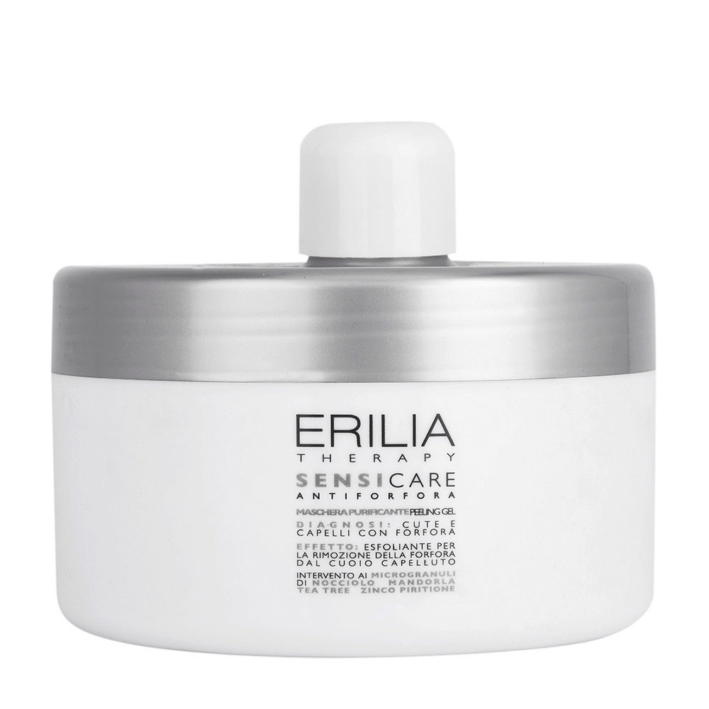 Erilia Sensicare Maschera Purificante Peeling Gel 500ml - purifying mask