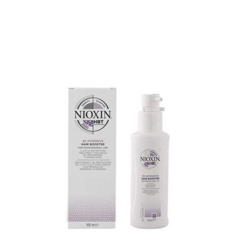 Nioxin 3D Intensive Hair booster 100ml - antiharloss spray