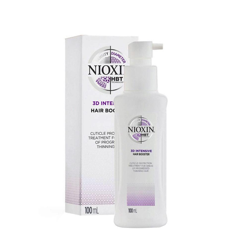 Nioxin 3D Intensive Hair booster 100ml - antiharloss spray