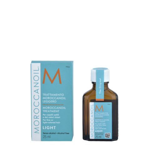 Moroccanoil Oil treatment light 25ml - for fine or light colored hair