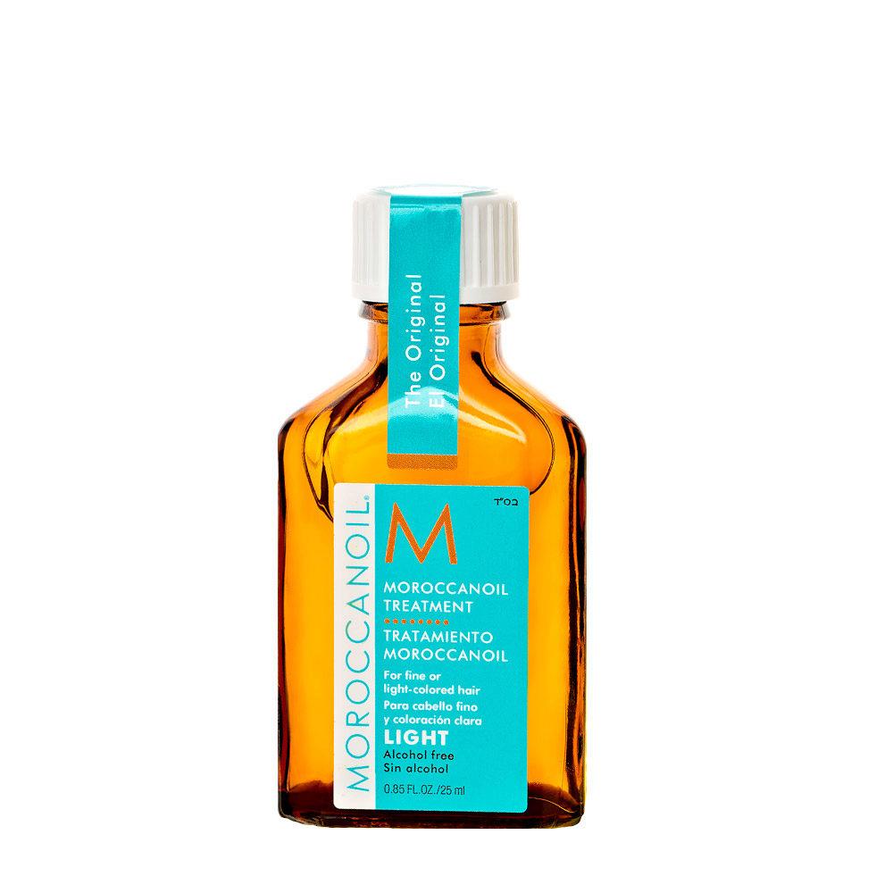 Moroccanoil Oil treatment light 25ml - for fine or light colored hair