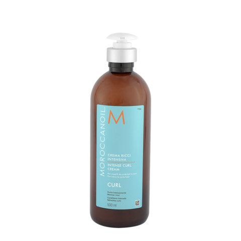 Moroccanoil Intense curl cream 500ml - Curly Definition Cream