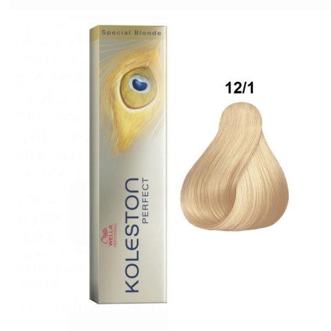 12/1 Ash-Blonde Wella Koleston Perfect Special Blonde