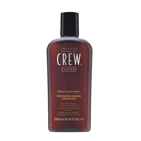 American crew Classic Precision blend shampoo 250ml - for grey hair