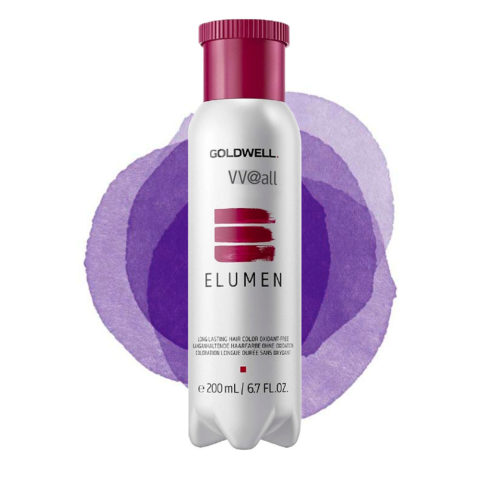 Goldwell Elumen Pure VV@ALL viola 200ml - purple