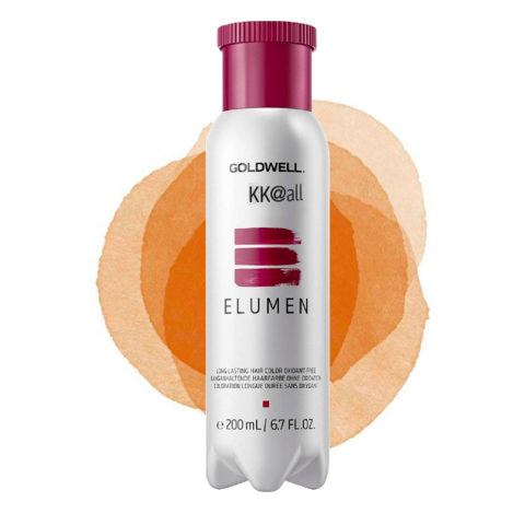 Goldwell Elumen Pure KK@ALL rame 200ml - copper