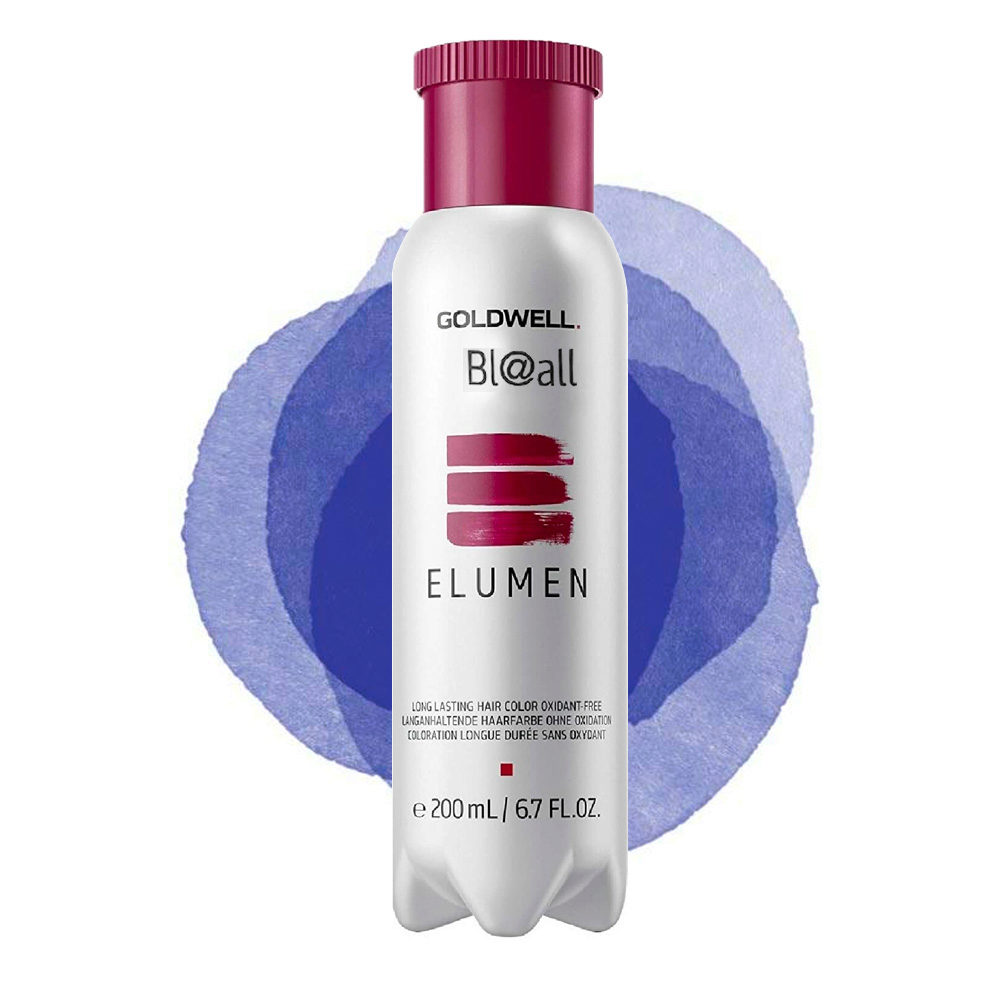 Goldwell Elumen Pure BL@ALL blu 200ml - blue