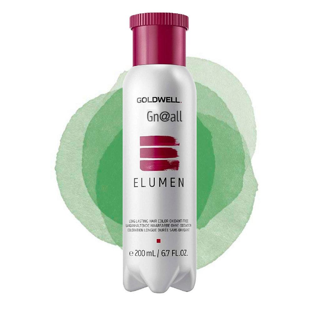 Goldwell Elumen Pure GN@ALL verde 200ml - green