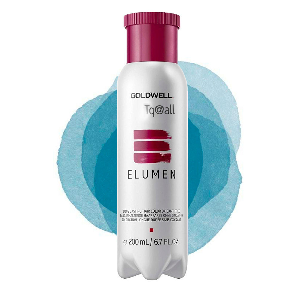 Goldwell Elumen Pure TQ@ALL turchese 200ml - turquoise