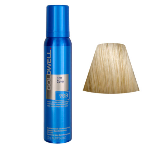 Goldwell Colorance soft color / Conditioning colorant foam 9GB Sahara Blonde Extra Light Beige 125ml