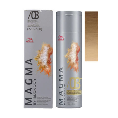 /03+ Intense natural gold Wella Magma 120gr