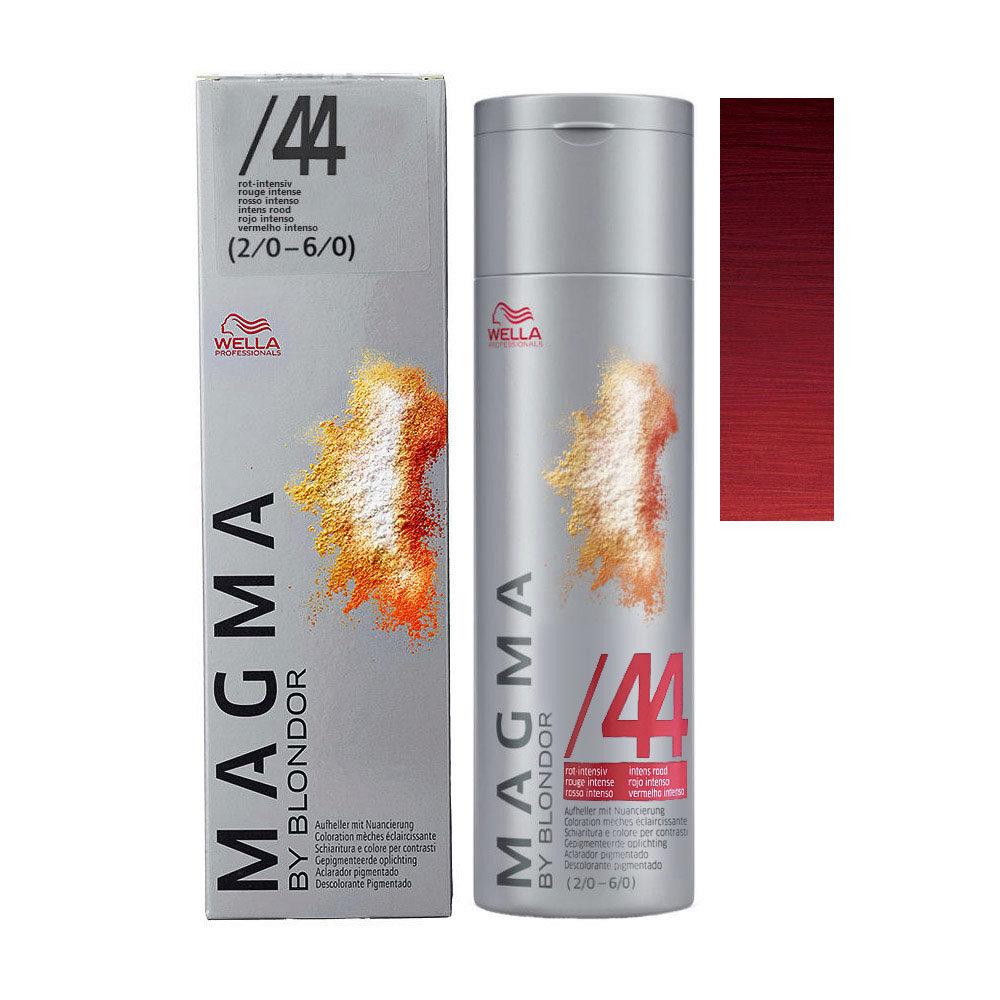 /44 Intense red Wella Magma 120gr