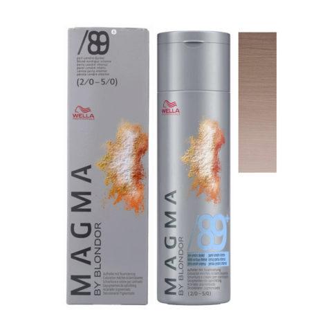 /89+ Dark Pearl Cendre Wella Magma 120gr