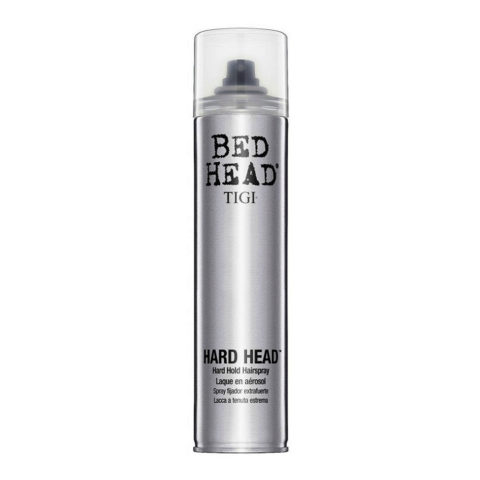 Tigi Bed Head Hard Head Hairspray 385ml - hard hold
