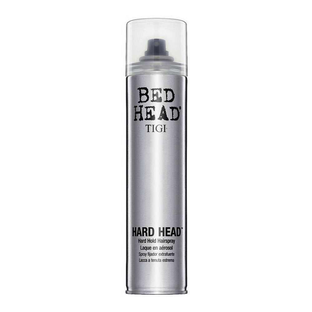 Tigi Bed Head Hard Head Hairspray 385ml - hard hold