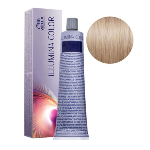 9/60 Very Light Violet Natural Blonde Wella Illumina Color 60ml