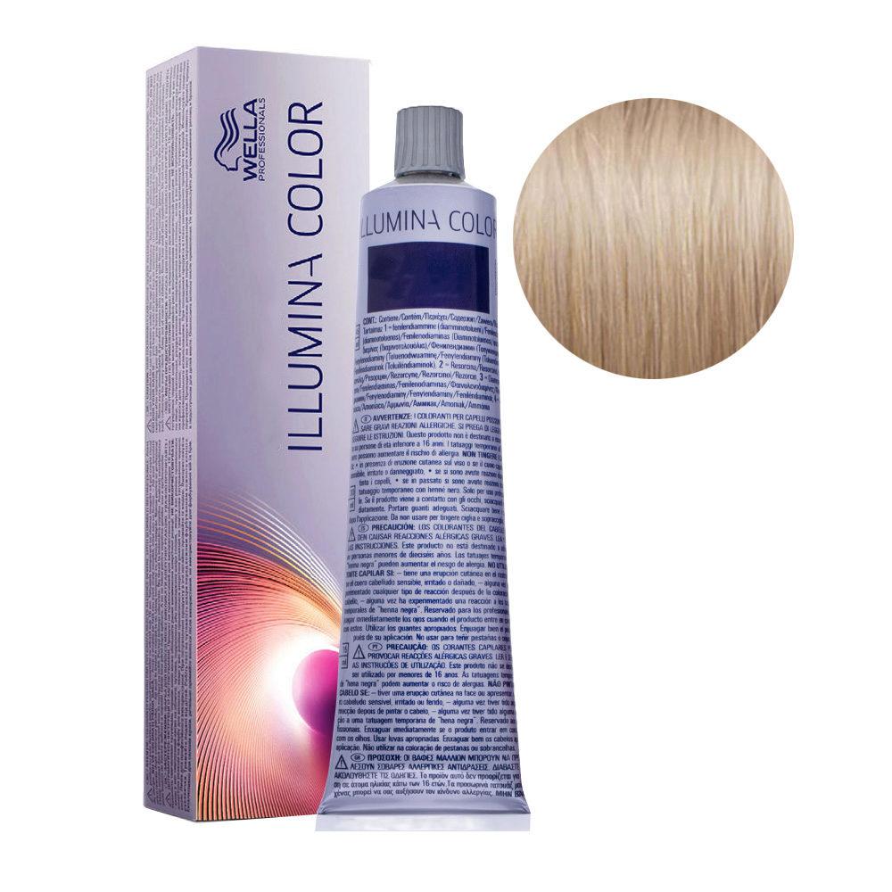 9/60 Very Light Violet Natural Blonde Wella Illumina Color 60ml