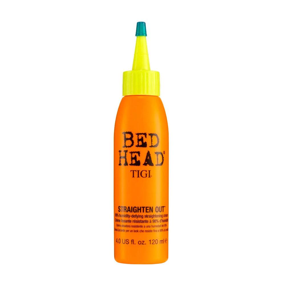 Tigi Bed Head Straighten out 120ml - straightening cream