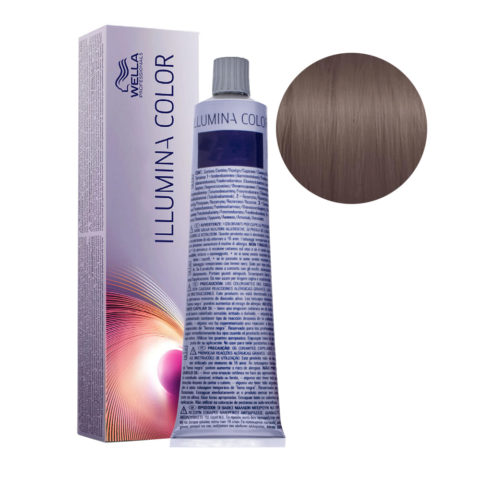 6/16 Dark Ash Violet Blonde Wella Illumina Color 60ml