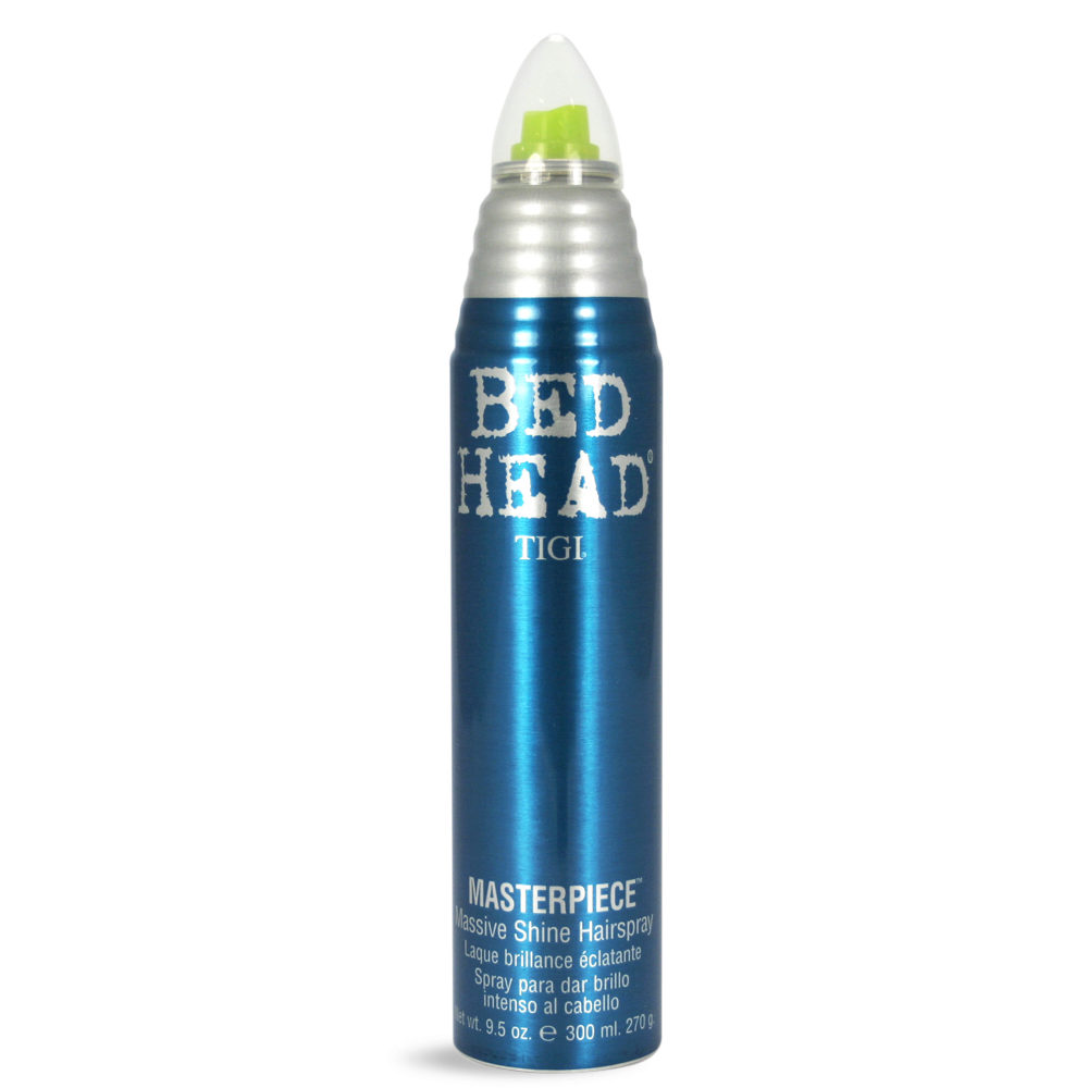 Tigi Bed Head Masterpiece 340ml - massive shine hairspray