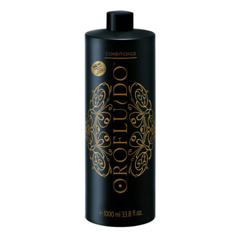 Orofluido Conditioner 1000ml - hydrating oil conditioner