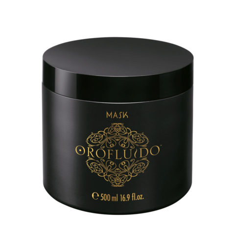 Orofluido Mask 500ml - Oil mask