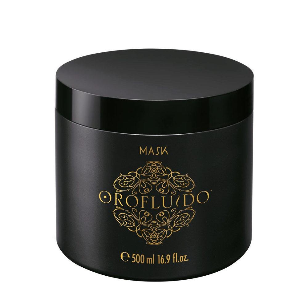 Orofluido Mask 500ml - Hydrating oil mask