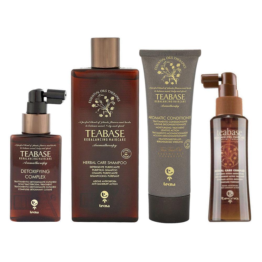 Tecna Teabase Anti-dandruff / Herbal care