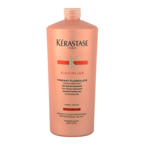 Kerastase Discipline Fondant Fluidealiste 1000ml - Antifrizz Conditioner