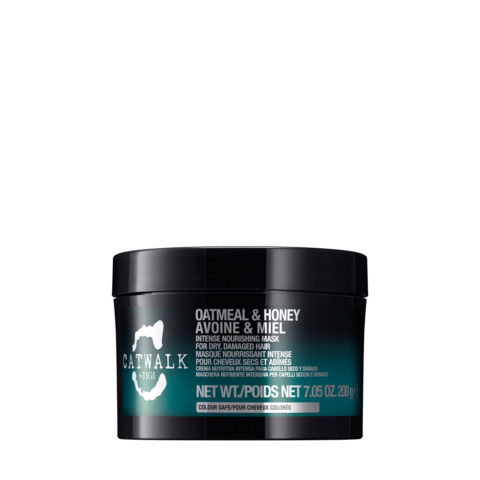 Tigi Catwalk Oatmeal & Honey mask 200gr