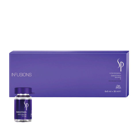 Wella SP Smoothen Infusion 6x5ml - ampules