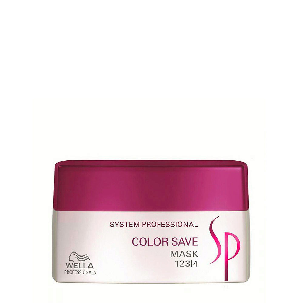 Wella SP Color Save Mask 200ml - coloured hair mask