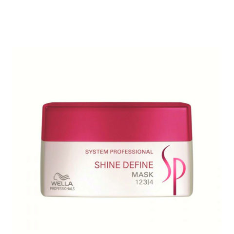 Wella SP Shine Define Mask 200ml