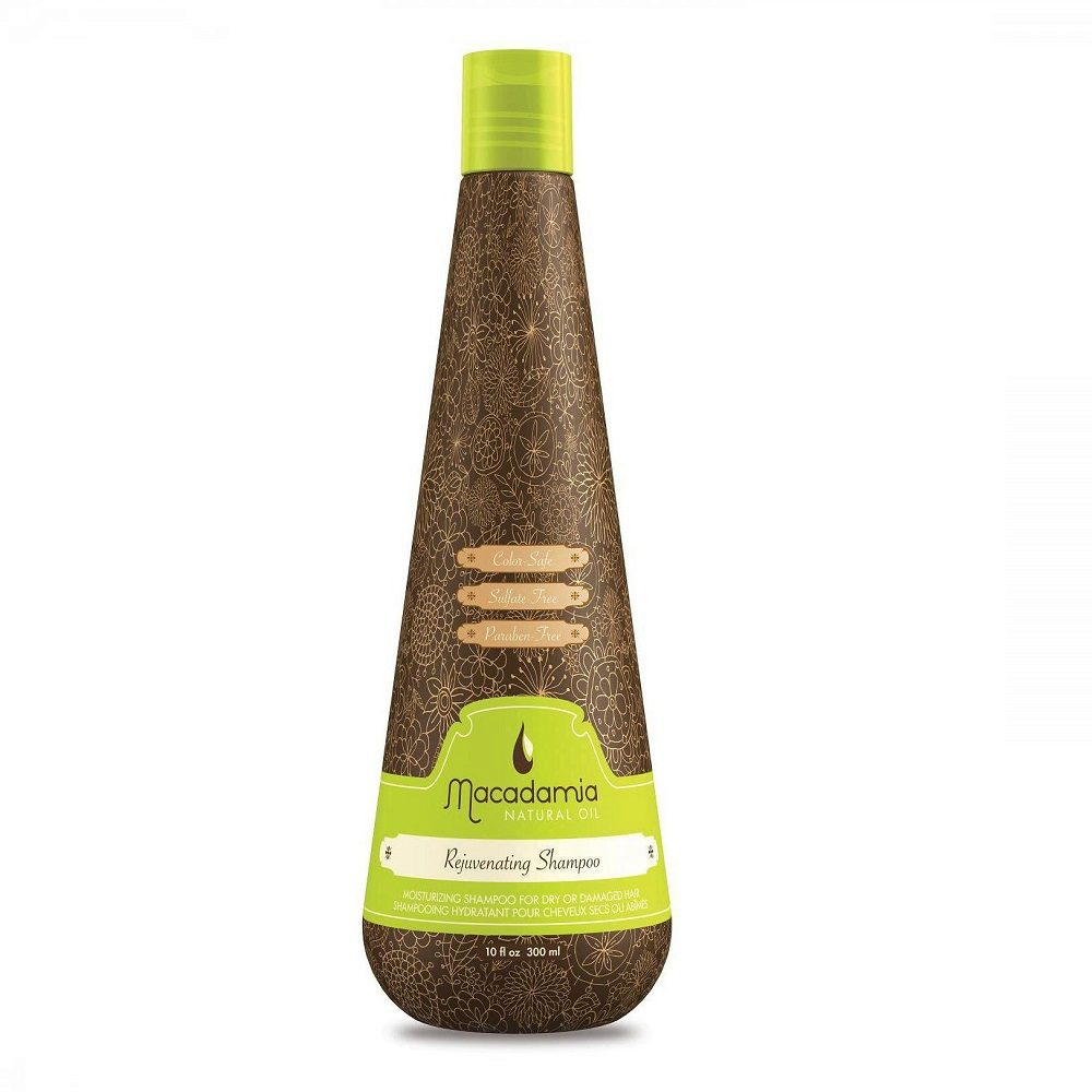 Macadamia Rejuvenating Moisturizing Shampoo With Macadamia Oil 300ml